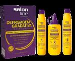 Defrisagem Gradativa - Salon Line