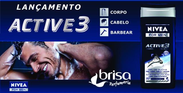 Nivea Active 3